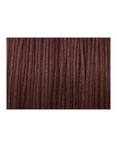 Algodón encerado color cobre