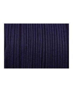 Pulseras de algodón color morado