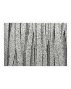 Antelina gris claro