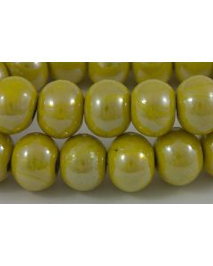 Comprar bola cerámica amarilla de 12 mm