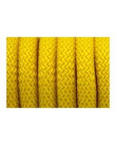 Cordón paracord amarillo 10 mm
