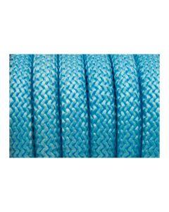 Pulsera azul cielo con cordón paracord