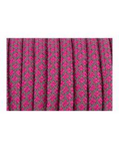 Cordón paracord brillante color fucsia