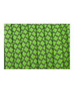 Cordón paracord brillante color verde
