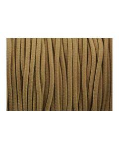 Cordón para pulseras color beige