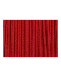 Cordón elástico rojo