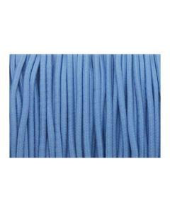 Cordón elástico azul claro