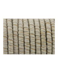 Cordón hilo beige 5 mm