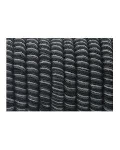 Cordón hilo gris oscuro 5 mm