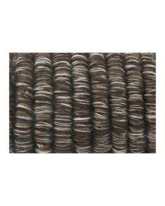 Cordón hilo marrón 5 mm