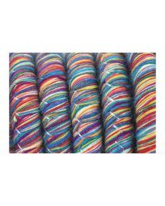 Cordón hilo multicolor 10