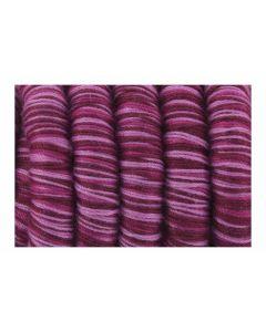 Cordón de hilo violeta 10 mm