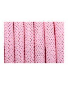 Cordón para pulsera rosa paracord