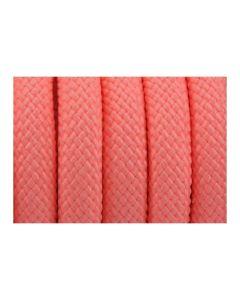 Pulseras con cordón paracord salmón