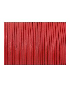 Cuero rojo barato