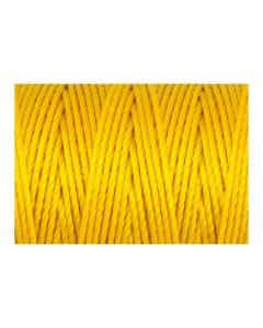 Hilo amarillo especial macramé