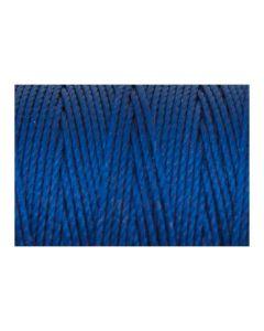 Hilo especial para nudos azul eléctrico