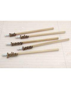 Comprar lápiz con nombre para eventos