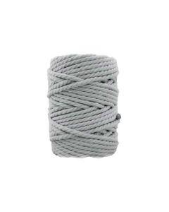 Comprar hilo macramé 5 mm gris claro