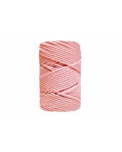 Macramé color rosa bebé de 3 mm