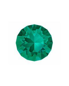 Swarovski emerald SS29 para bisutería