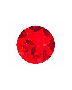 Swarovski rojo siam de 6 mm