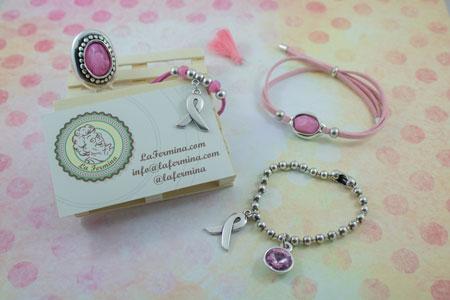 Un mensaje positivo para la lucha contra el c ncer de mama - Aecc regalos boda ...