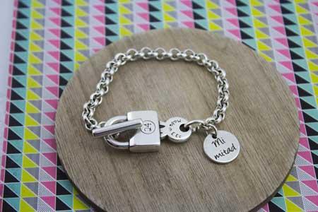 c0c72a0821f1 Abalorios  cadena brillo alta calidad pequeña